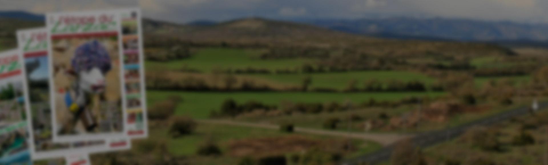 l'étape du larzac - causses & vallées